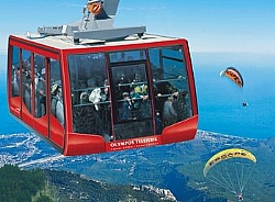 SEA TO SKY: OLYMPOS TELEFERİK